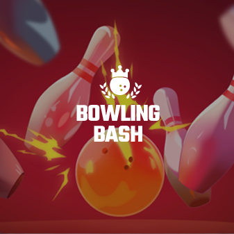 New bowling game for Spil Games with a 4.5-star rating on the Google Play Store!