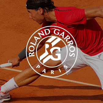 Our newest licensed sports game coming out this summer. Just in time for the Official Roland Garros Tournament!