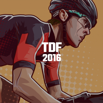 Our 4th edition of the licensed Tour de France mobile game. Be on the lookout for the 2017 version coming soon!