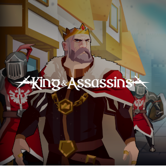 Amazingly fun mobile adaptation of an asymmetrical board game, made for Asmodee Digital. Protect the king... or assassinate him! Featuring single player, pass